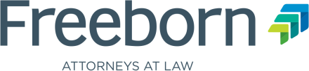Freeborn & Peters LLP. logo